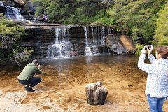 Ultimate Blue Mountains Waterfalls, Walks & Sunset PRIVATE Tour