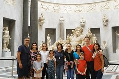 Vatican Museums, Sistine Chapel & St Peters Small Group Kid-Friendly To