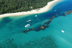 Moreton Island & Tangalooma Wrecks Adventure Cruise Including Lunch
