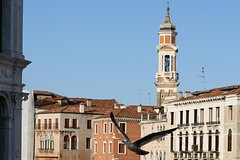 Venice's Centre: a labyrinth of art and history