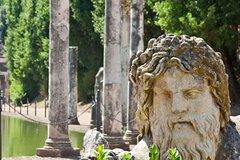 Villa dEste and Villa Adriana from Rome Skip-The-Line Tickets Included