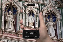Florence Cathedral Quest - for 5 people - Mobile app Tour with Questcity