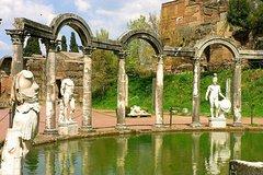 Villa dEste and Villa Adriana Skip-The-Line Tickets Included from Rome