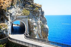 Transfer from Naples to Positano with 2 hours Private Tour in Pompeii