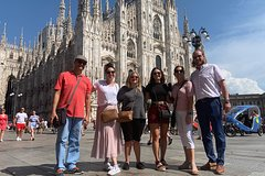 Best of Milan Private Tour with Fast Entry to Duomo Cathedral & La Scal