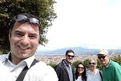 Private Florence City Tour from Tuscany