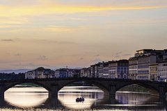Private Boat Tour of Arno River in Florence