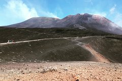 Etna Summit Area (2900 mt) Lunch and Alcantara Tour - Small Groups from Tao