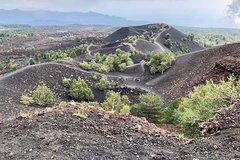 Etna, Wine and Alcantara Tour - Small Groups from Taormina
