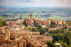 Best of Tuscany Tour: Siena, San Gimignano, Monteriggioni