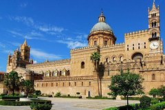 Tour Palermo & Monreale from Punta Raisi Airport