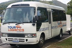Cairns - Palm Cove Private Transfer (Bus for up to 20 passengers)
