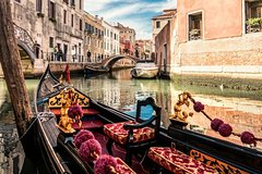Venice Grand Canal by Gondola with Audio Guide
