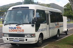 Port Douglas - Cairns Private Transfer (Bus for up to 20 passengers)