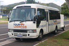 Cairns City - Cairns Airport Private Transfer (Bus for up to 20 passengers)