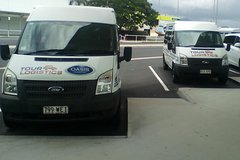 Cairns City - Cairns Airport Private Transfer (Van)