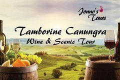 Tamborine Canungra Wine and Scenic Tour