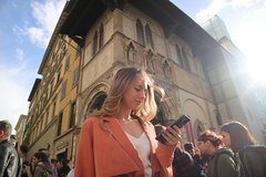 Florence: Walking Audio Tour Around the Historical Center on Mobile App