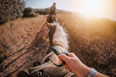 Horse & Wine - Horse Back Riding & Chianti Wine Tour in Tuscany - U