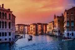 Full-Day Venice and Verona Tour from Milan