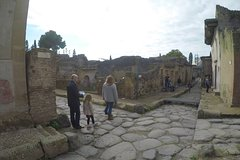 Private Pompeii and Herculaneum from NAPLES