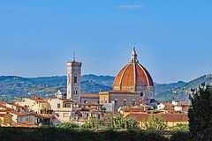 Florence in a Day:Uffizi, Accademia Gallery, Brunelleschis Dome Guided Tour