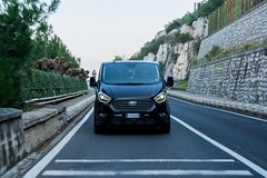 Shared Transfer from Positano / Praiano to Naples Airport