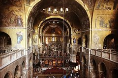 Exclusive Access St. Mark's Basilica Night Tour with Underground Crypts