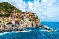 Cinque Terre full-day trip from Florence