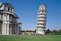 Pisa from Florence; special tour with entrances