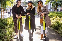 Electric Scooter Tour of Florence