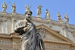 Churches of Rome - 3 hours tour with private cab
