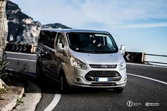 Shared Transfer from Positano to Fiumicino Rome airport
