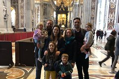 Tour for Kids and Families : Skip The Line Sistine Chapel & The Vatican