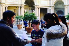 Sistine Chapel & Vatican City Tour for Kids & Families Fast Access