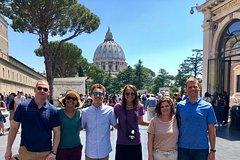 Exclusive Skip the Line Sistine Chapel Vatican & St.Peters Dome Tour