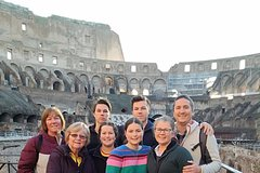 Fast Access Best of Colosseum, Palatine Hill, Roman Forum & Ancient Rom