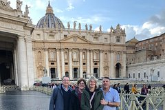 VIP Skip the Line Early Access Vatican, Sistine Chapel St.Peters & Brea