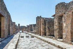 Pompeii Half-day