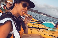 Batemans Bay Sunset Pizza Kayak Tour - Float and Feast