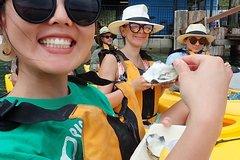 Batemans Bay Oyster Tasting Kayak Tour