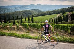 Bike & Wine Tour in the famous Chianti Wine region (Tuscany)-Ultimate B