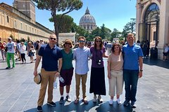 Skip the Line Vatican City Complete Tour: Sistine Chapel & St.Peters