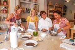 A familiar cooking class in Verona
