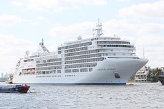 Private transfer, Silver Spirit, Venice cruise terminal, Marco Polo airport