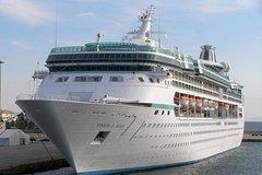 Private transfer Vision of the Seas, Venice cruise terminal, Marco Polo air