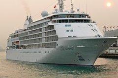 Private transfer, Silver Shadow, Venice cruise terminal, Marco Polo airport