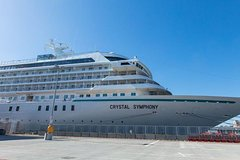 Private transfer, Crystal Symphony, Venice cruise terminal, Marco Polo airp