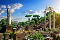 Immersive Roman Forum Audio Tour App