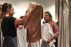 Half-Day Personal Shopping Tour for Italian Brands in Milan